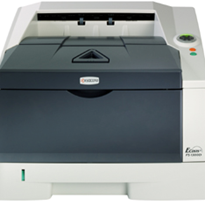 Kyocera FS1300D Laser Printer.