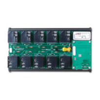 "Web Relay-10â""¢ - Industrial Relay Board With Ethernet Communications"
