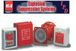 BS&B - IPD Explosion Suppression Systems.