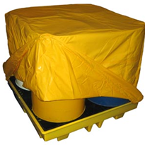 Want Spill Pallets? Think Rapid Spill Control!