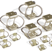 Compact Shock and Vibration Mounts For Harsh Environments