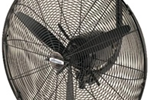 "Wall Mount Industrial Fan 3 Speed - 26""/630mm Now In Stock"