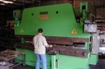 Very Large Steel Plate Rolling and Bending Capacity