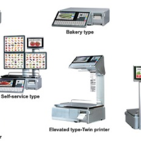 Retail Scale | Uni 7 Printer Series