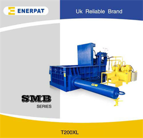 Metal Balers for Compact Scrap Metal 160Tons