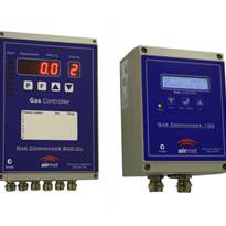 Fixed Gas Detection Series – GasCommander