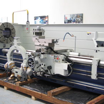 "Ajax Oil Country Lathes to 2000mm Swing 21"" Bore"