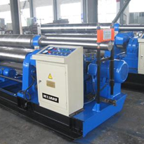 3 Roller Mechanical Rolling Machine