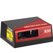 Microscan QX-830 Compact Industrial Laser Scanner
