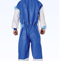 Macrocool Ultra Comfort Microporous Disposable Coverall - NC 808