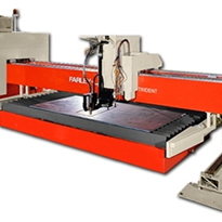 Heavy Duty Plasma & Oxy Cutting Machine | Trident