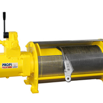 JDN Lifting Air Winches by Millsom Materials Handling