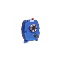 HSM SMSR Shaft Mounted Speed Reducers supplied by Chain & Drives