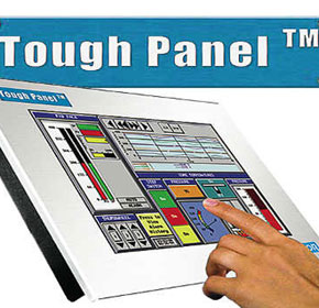 HMI Touch Panel Screen