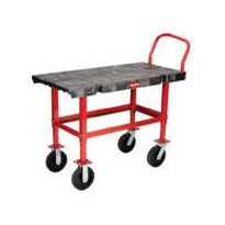 4473 Work-Height Platfrom Truck - From Rubbermaid