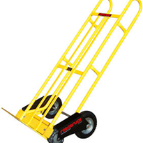 All Terrain Self Supporting Hand Truck - By Rotatruck