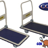 Armstrong Platform Flat Bed Trolleys