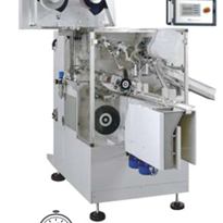 Multistyle Chocolate Wrapping Machine | MC Automations