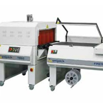 SMIPACK Semi Auto L-Bar Shrink Wrapping System | FP870A