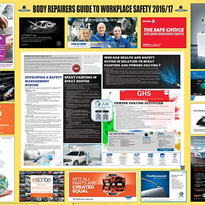 Body Repairers Guide to Workplace Safety 2016/17