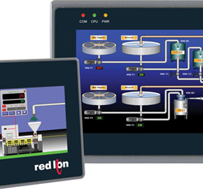Low cost HMI Panels by Red Lion | Kadet Series