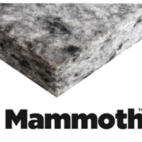 MAMMOTH - acoustic and thermal excellence in one panel
