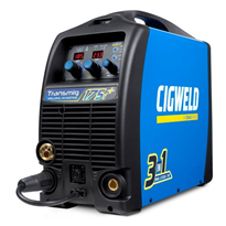 Single Phase Multi Process Welding Inverter | Transmig 175i+