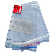 Plastic Self Seal Bags & PolyPropylene Re-Sealable Bags | Get Packed