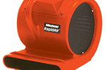 Carpet Blower Dryer | 3 Speed Air Mover | Minuteman Rapid Air