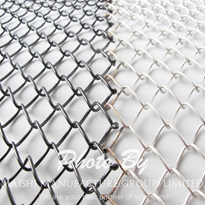 Chain Link Galvanized Fence Wire