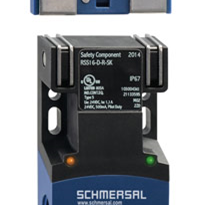RSS16 Safety Switches - The latest in RFID safety sensors by Schmersal